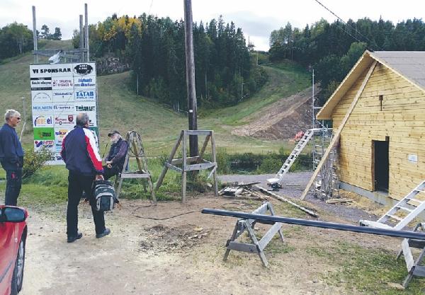 En populär skidanläggning blir tack vare ideella krafter bara bättre.
