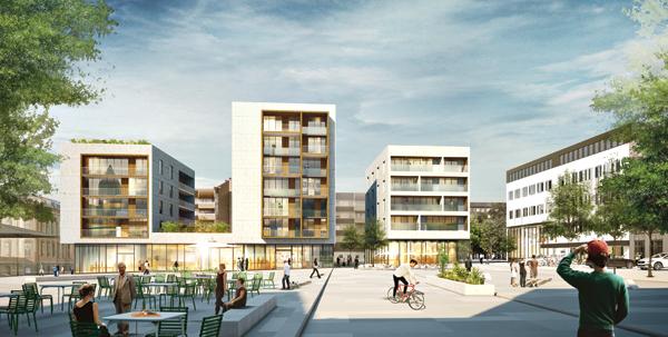Norrköpings kommun befinner sig i en stark utvecklingsfas och behoven samt planerna för de kommande åren pekar på en fortsatt stark utveckling av staden och kommunen. En detaljplan för kvarteret Mesen med ett nytt torg med närområde inom Kneippen har antagits.
