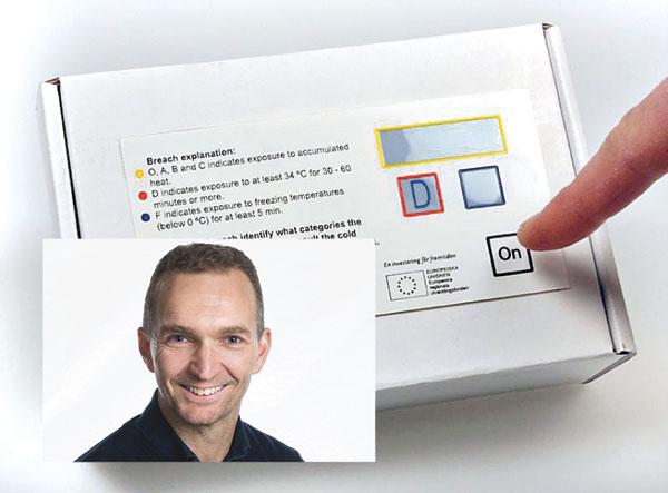 2014 blev Magnus Berggren tilldelad Marcus Wallenbergpriset för sitt pionjärarbete kring elektroniskt papper. I framtiden kan våra förpackningar ge livsviktig information.