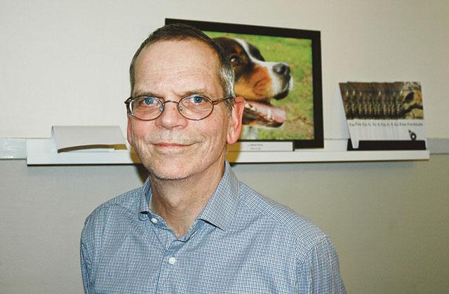 Per Jensen är professor i etologi, läran om djurs beteende, vid Linköpings universitet.