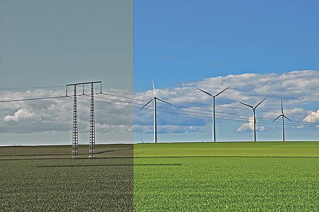 Det krävs ambitioner hos politiker som visar att vindkraft är en del av det fossilfria samhället.