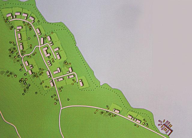 Översiktskarta hela området Dalbylandet
