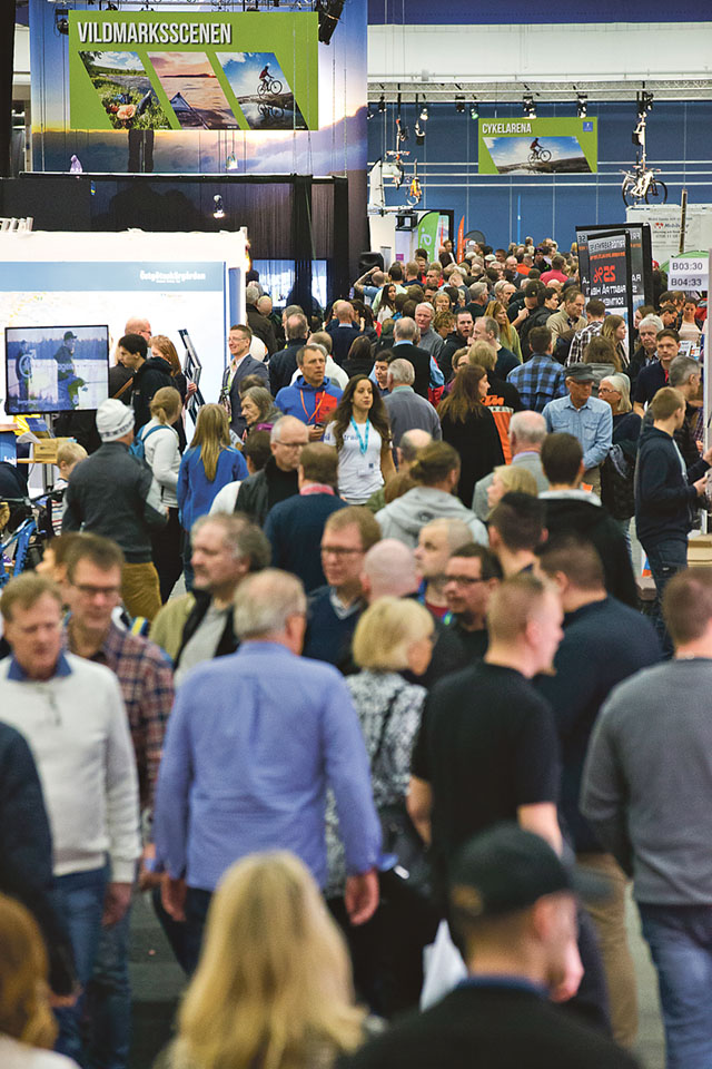 Motala har mycket att erbjuda turisterna. Nio lokala företag med kopplingar till besöksnäringen bildade gemensam monter på Vildmarksmässan i Stockholm den 11-13 mars.