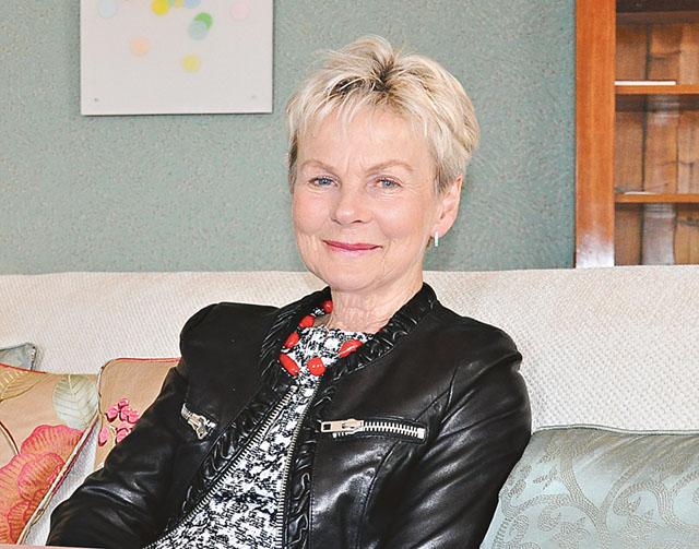 För mig är det naturligt att Östergötland och Sörmland hänger samman, säger Elisabeth Nilsson.