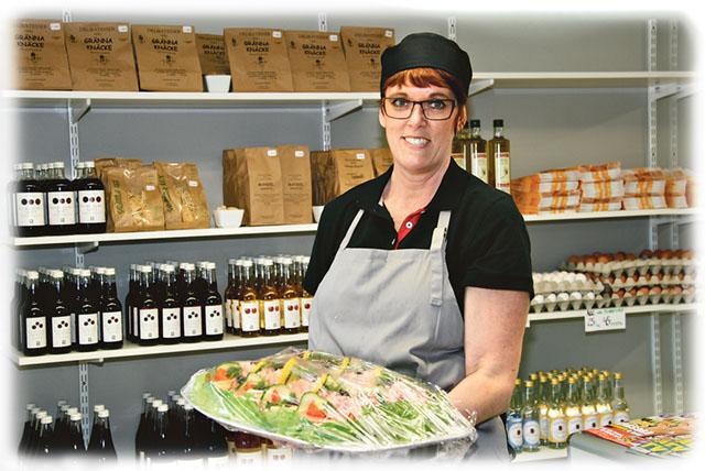Annelie Enell har bytt sin Ica-anställning mot eget aktiebolag.