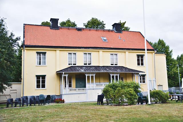 Hedvigsgården har varit en trygghet för polska judinnor som undflytt förintelsen.