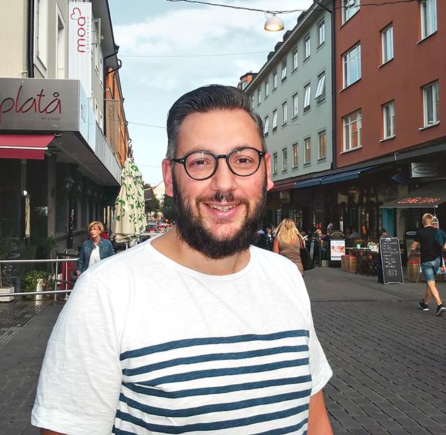 Muharrem Demirok, styrelseordförande i ÅFF (arkivbild).