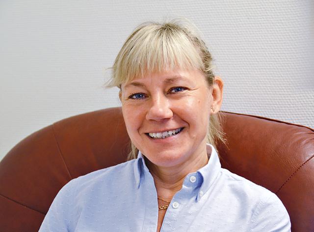 Kirsi Aronsson anser att bidraget till integration är viktigt för att föreningar ska ha möjligheter att arbeta med nya idéer.