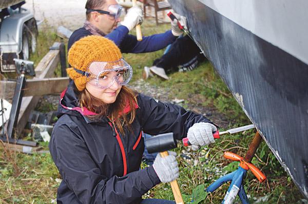 Janina Svensgård Norrköping i jobbartagen.