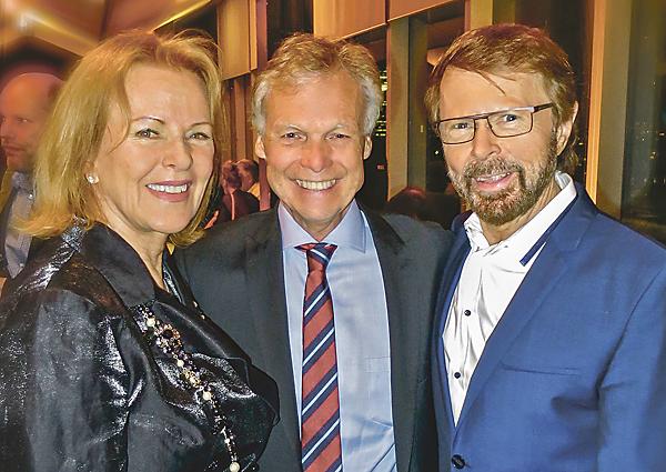 Anders Hanser äger en unik skatt av ABBA-bilder.