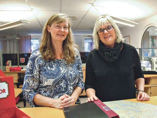 Mona Helmer och Annica Lindblom är konsumentvägledare i Kinda och finns till för att hjälpa kommuninvånarna med information, råd och stöd.