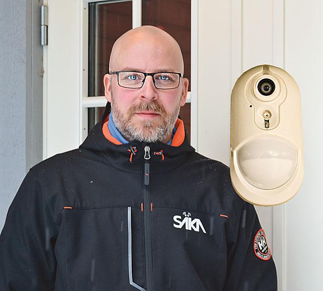 I hus som inte har larm kan tjuven jobba ostört och ställa till med mycket oreda. Det vet Jörgen Purvins som jobbat som tekniker i säkerhetsbranchen i 15 år.