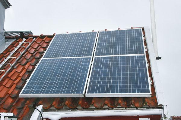 Kommunen ska underlätta bygglov för solpaneler.