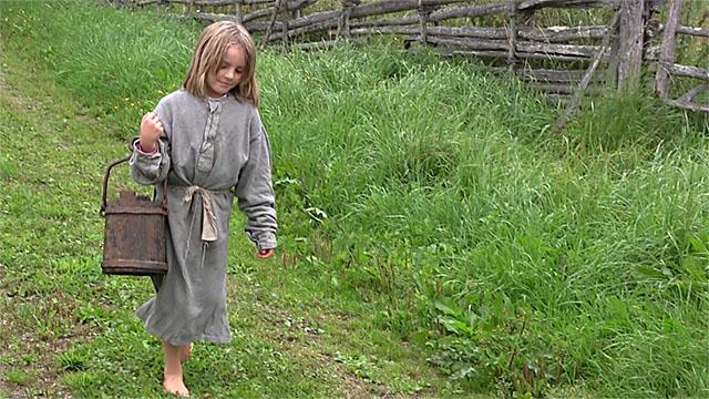 ny lokalhistorisk film av Doris i Änghemmet