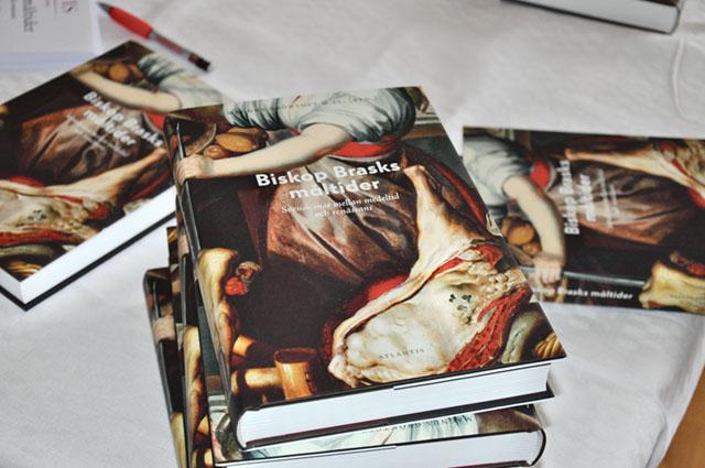 Den nyutkomna boken Biskop Brasks måltider ger en mångfacetterad bild av senmedeltida liv i allmänhet och mat i synnerhet.