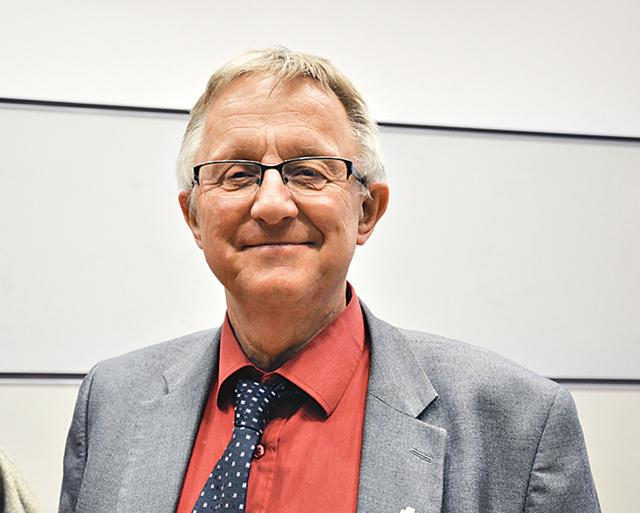 Staffan Danielsson har länge drivit Nato-frågan i Centerpartiet.