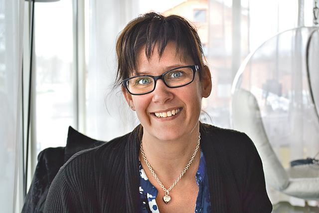 Lina Alm är samhällsutvecklare på Finspångs kommun.