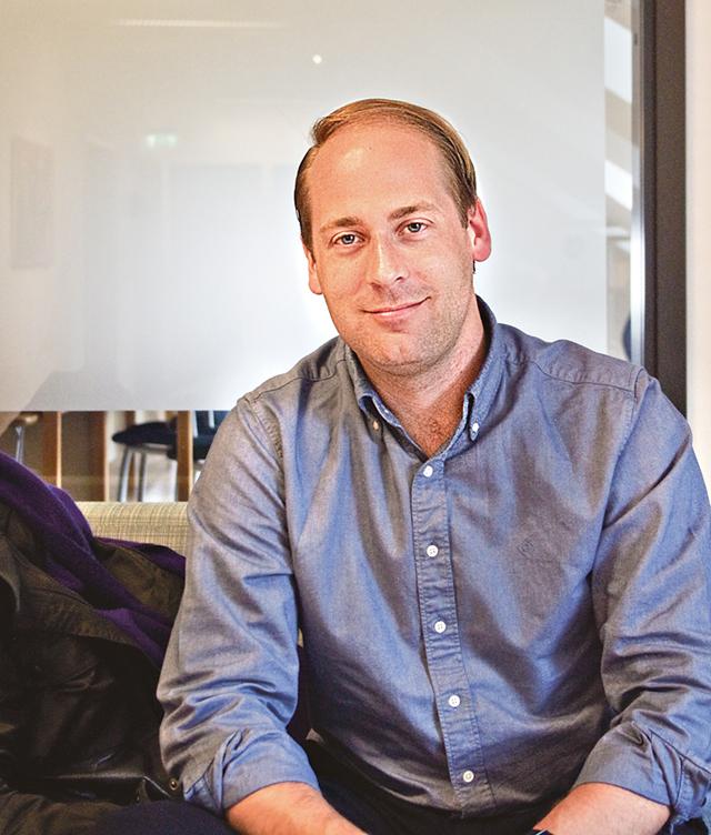 Alexander Florman (M) är ordförande i den politiskt tillsatta överförmyndarnämnden.