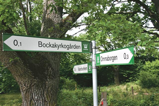 Kulturguidning i Östgöta Dals spännande historia