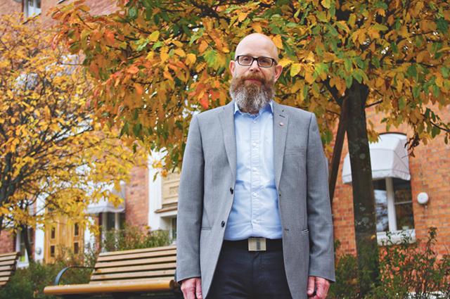 Anders Bevemyr blir nytt socialdemokratiskt kommunalråd efter Mattias Geving. Han tillträder uppdraget den 15 januari 2017.